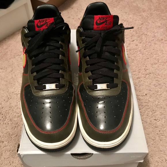 A Pair of Air Force 1s Men Size 12